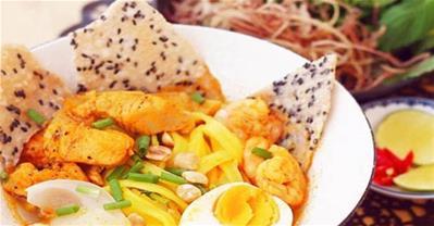 Cách nấu mì Quảng ngon đúng chuẩn Quảng Nam