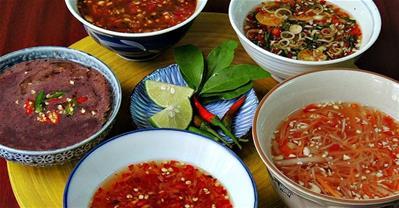 Cách pha nước chấm ngon cho 6 món phổ biến tại Việt Nam