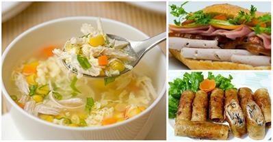 Chế biến món ăn thừa ngày Tết thành món khác ngon tuyệt