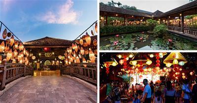 Chết ngất với nhà hàng có không gian đẹp ở Hà Nội