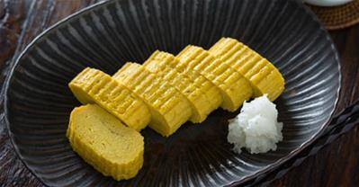 Chỉ bạn cách làm trứng cuộn Nhật Bản thơm ngon đẹp mắt