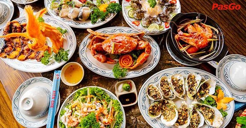 Chợ Hải Sản Kiên Ghẹ – Thỏa sức khám phá hương vị biển cả