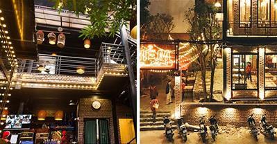 """Chùm nhà hàng kiến trúc đẹp """"cổ như thời bao cấp"""""""