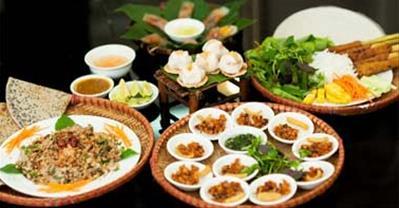 Có gì đặc sắc trong văn hóa ẩm thực đất Cố Đô?