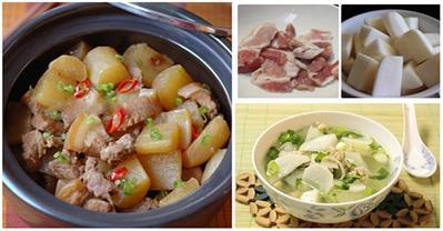 Công thức nấu 3 món ăn ngon từ củ cải cho ngày đông