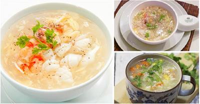 Cuối tuần nấu súp hải sản thơm ngon bồi bổ cho cả nhà