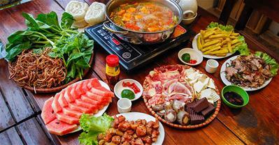 Danh sách quán ăn ngon nhất Hà Nội vào mùa hè