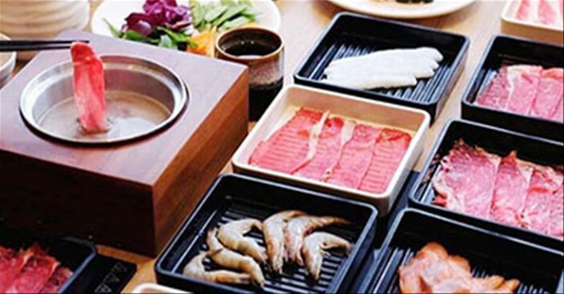 Đến On-Yasai Shabu Shabu trải nghiệm buffet lẩu 1 người