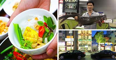 Đi tìm món ăn 100 năm tuổi trên con đường nghìn tỷ