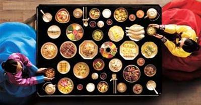 Đôi nét về ẩm thực Hàn Quốc trong bữa ăn hàng ngày