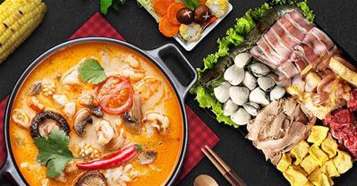 Food House – Khám phá cơn sốt lẩu Thái 9 tầng mây