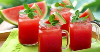 Giải nhiệt mùa hè với 5 loại đồ uống mát lạnh
