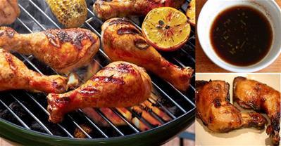 Học cách làm gà nướng ngũ vị thơm ngon khó cưỡng