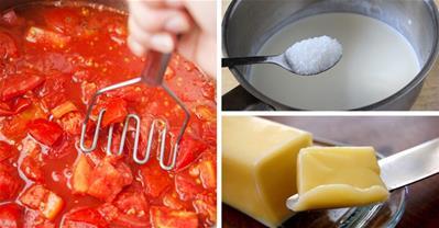 Học làm 3 món xốt kèm đồ Âu đơn giản mà phổ biến nhất