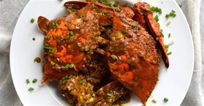 Hướng dẫn cách làm cua cà ri kiểu Ấn Độ mới lạ cực ngon