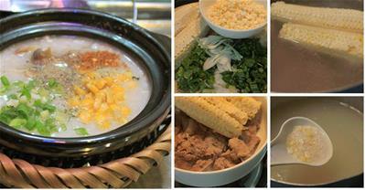 Hướng dẫn cách nấu cháo sườn ngô ngon ngọt hấp dẫn