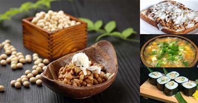 Hướng dẫn công thức món đậu tương lên men cực bổ dưỡng