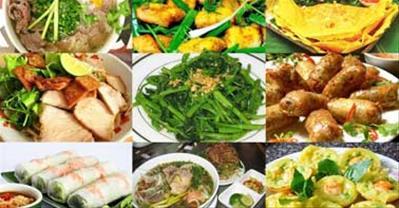 Khám phá ẩm thực Việt từ đặc trưng của ba miền