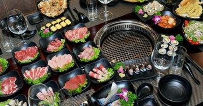 Khám phá menu 50 món tại nhà hàng lẩu nướng Mishagi