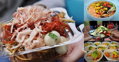 Khám phá những món ăn ngon dọc phố cổ Hà Nội (P.1)