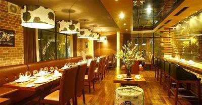 Khám phá những nhà hàng có không gian đẹp nhất ở Hà Nội