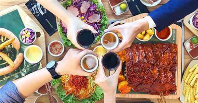 Khám phá thiên đường ẩm thực Thái siêu hay ho ở Sài Gòn