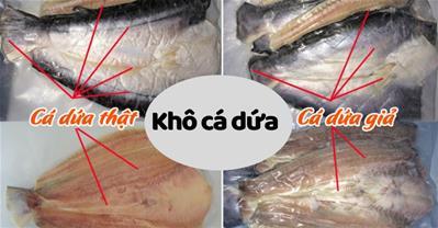 Kinh nghiệm mua khô cá dứa Cần Giờ đúng giá tránh hàng giả