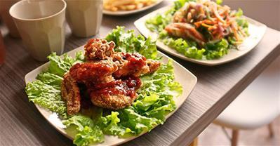 Lạ miệng với cách làm món cánh gà tomyum ngon tuyệt