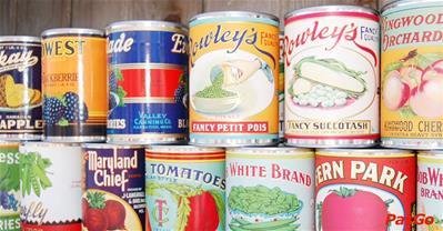 Làm thế nào để sử dụng thực phẩm đóng hộp an toàn?