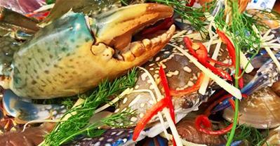 Lẩu hải sản – đại tiệc hải sản giữa lòng Hà Nội
