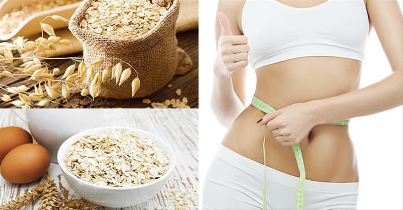 Mách bạn cách giảm cân hiệu quả bằng yến mạch