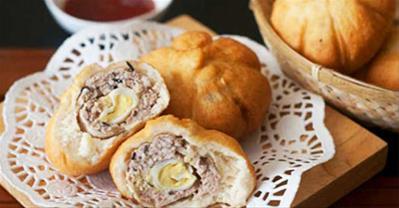Mách bạn cách làm bánh bao chiên nóng hổi, thơm ngon