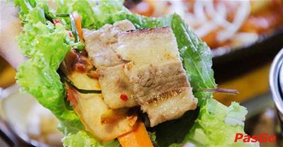 Mách bạn cách thưởng thức thịt nướng Hàn Quốc đúng điệu