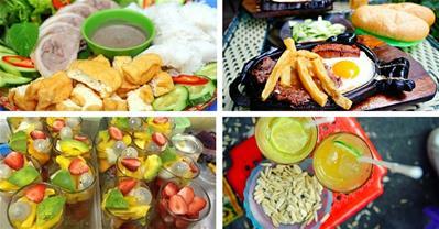 Món ngon Hà Nội – Khi tên món ăn đã thành tên phố
