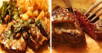 Nhà hàng La Fourchette - Xứng đáng đến từng đồng bỏ ra