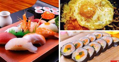 Nhà hàng Nhật Hàn ngon dân Nhật, Hàn cũng biết tiếng