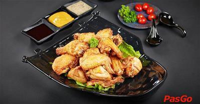 Nhà hàng Ssal Chicken Hoa Lan – Dư vị gà giòn Hàn Quốc