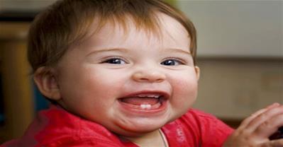 Những cách đơn giản giúp trẻ giảm đau khi mọc răng