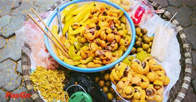 Những nét đặc sắc của ẩm thực đường phố Hà Nội