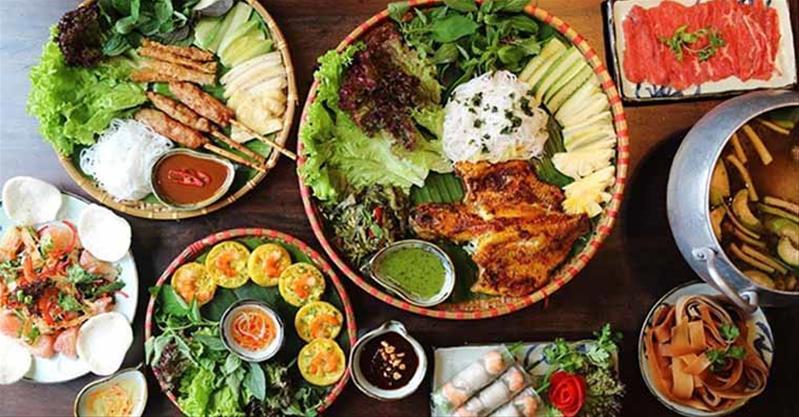 Những nét đặc sắc mỹ vị của ẩm thực Việt ba miền
