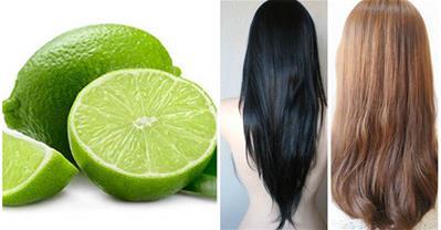 Nhuộm tóc bằng chanh tươi không lo hại tóc, tiết kiệm