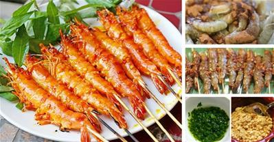 """Nướng hải sản tại gia ngon """"bao nghiền"""" như nhà hàng"""