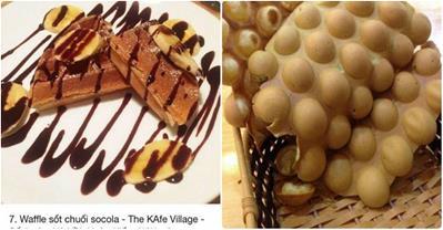 Oanh tạc 26 địa chỉ ăn ngon Hà Nội được yêu thích nhất