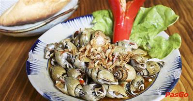 Ốc Sài Gòn – Bản hợp xướng của những hương vị
