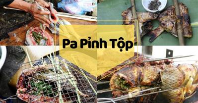 Pa Pỉnh Tộp - Thứ cá nướng mắc khén Tây Bắc ĐỐN GỤC mọi du khách