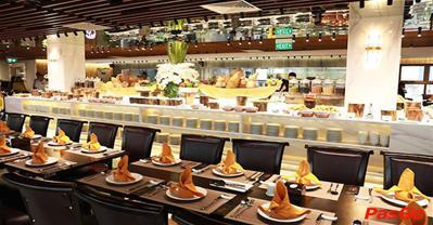 Quy trình phục vụ buffet chuẩn 4 bước cho mọi nhân viên phục vụ