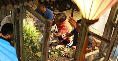 Refresh vị giác với ẩm thực ở chốn Bồng Lai