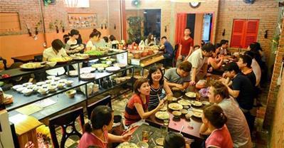 Review Thị Buffet – Quán ăn vặt Sài Gòn cho mọi nhà