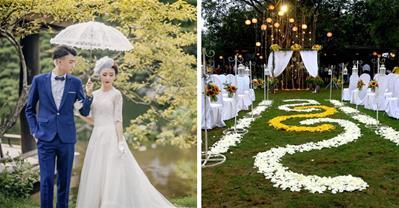 Soft Water - Đi đầu xu hướng tổ chức tiệc cưới năm 2018