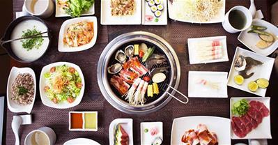 Soi menu của nhà hàng Buffet lẩu nướng Habit BBQ